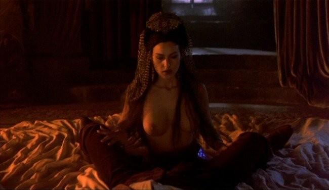 Fotograma de la pelícla 'Drácula, de Bram Stoker', de Coppola